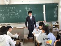 堀内先生授業風景